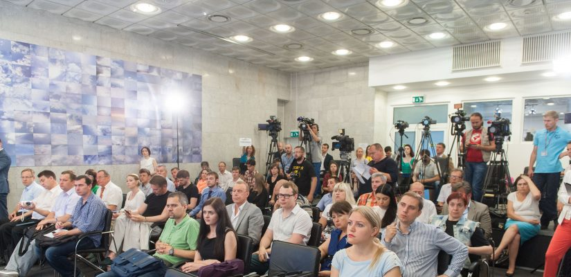 Schedule of press briefings in Ukraine Crisis Media Center for July 31, 2015