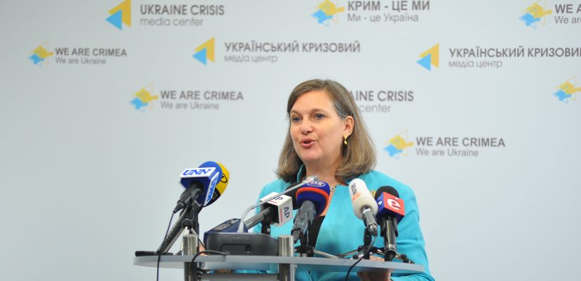 Victoria Nuland: Ukraine's Parliament passes vital constitutional amendments to decentralize and de-oligarchize the state