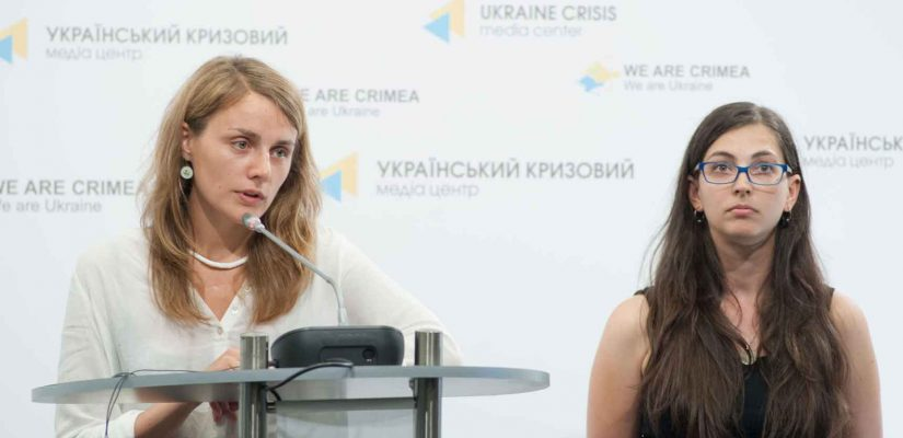 "Viktoria Yasynska: ""Portrait of the Soldier"" shows social and psychological problems that troops face in the ATO zone"