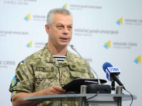 Andriy Lysenko: Twelve hostages freed from militant captivity, including nine Ukrainian servicemen