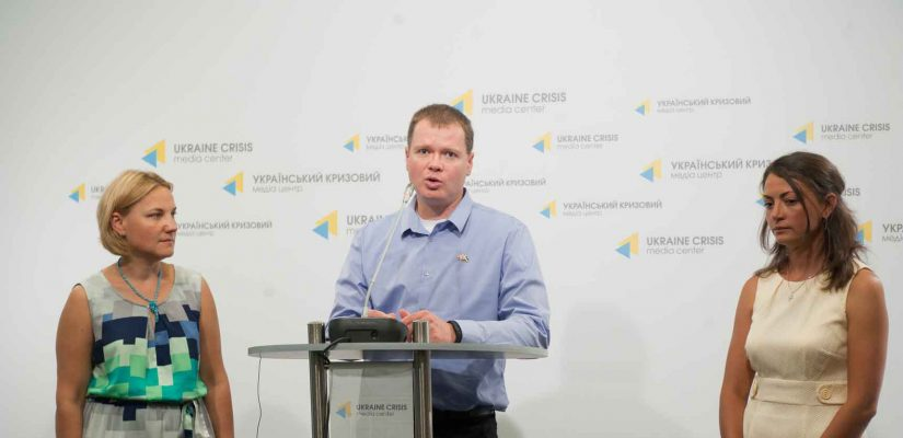 Activists: Forty families of Ukrainian troops received aid from the project Families Helping Families