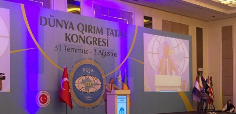 Mustafa Dzhemilev's Address at the Second World Congress of Crimean Tatars – Ankara, Turkey, July 31-August 2