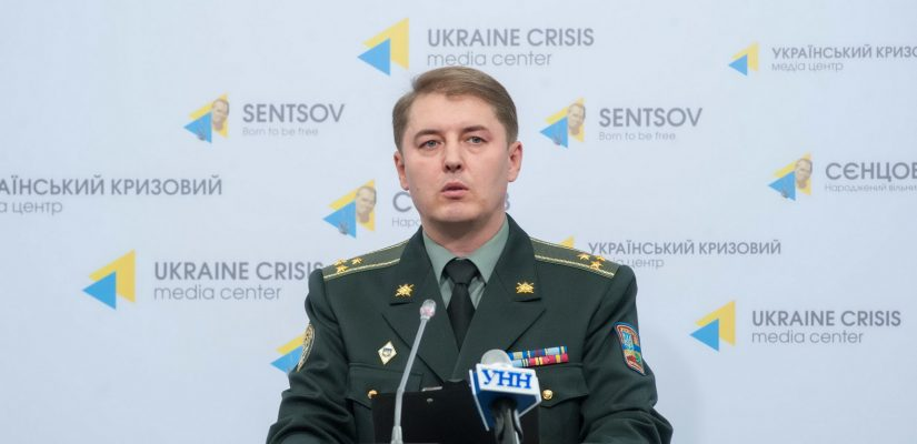 Oleksandr Motuzyanyk: Militants carry out provocations in Donetsk sector. Krasnohorivka is the hottest point