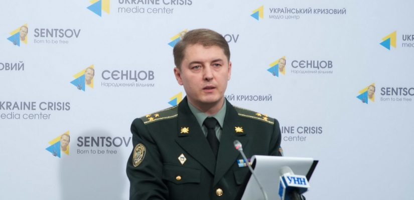 "Olexandr Motuzyanyk: There are two ""hot spots"" in Donetsk sector- around Horlivka and Donetsk. In Luhansk sector, militants fire on Shchastia"