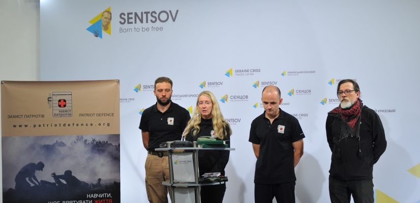 Patriot Defence NGO has distributed 20 thousand NATO-standard individual first aid kits to Ukrainian servicemen