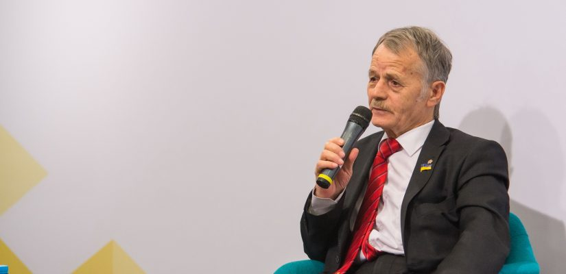 A power line supplying 220 MW to Crimea will be repaired soon; others depend on fulfilling demands of Crimean Tatars – Mustafa Dzhemilev
