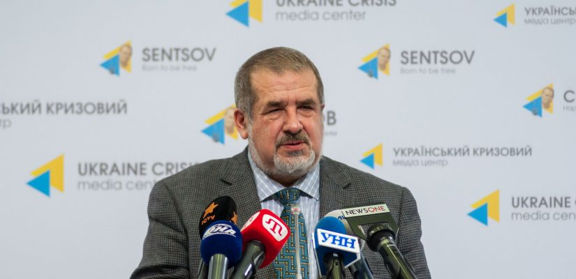 Refat Chubarov: Cabinet of Ministers will consider the termination of trade relations with Crimea