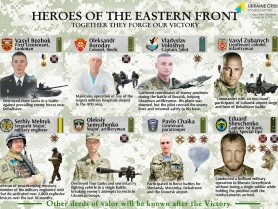 Heroes of the Eastern Front