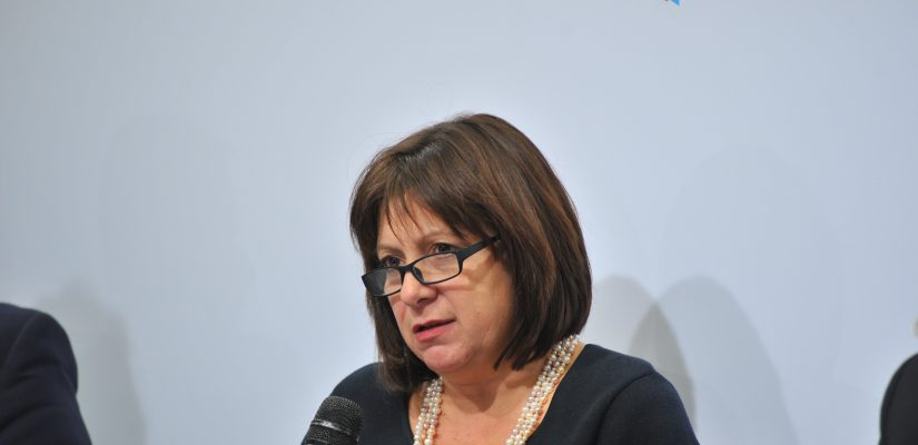 Natalia Yaresko statement on the necessity of technocratic government in Ukraine
