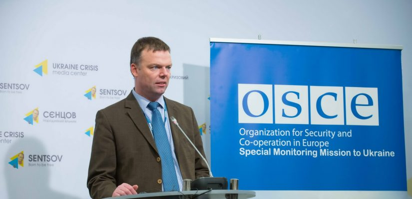 The Special Monitoring Mission is registering a massive increase of violence in the past few days – OSCE SMM