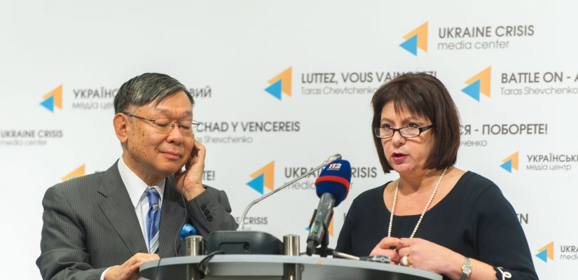 Ukraine and Japan ratified Credit Agreement that is to allow attracting long-term loan from Japan in amount of USD 300 million on preferential terms – Natalie Jaresko