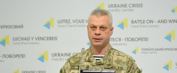 Ministry of Defense: Militants use mortar launchers and artillery in Mariupol sector, the biggest number of attacks happens in Shyrokyne