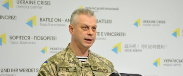 Defense Ministry: Militants launch 55 mortar shells at Ukrainian positions in the Donetsk sector