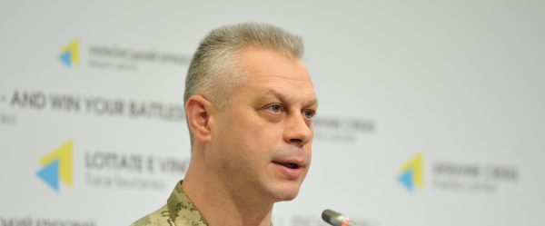 Ministry of Defense: Ukrainian Armed Forces incur no losses in combat yesterday, but two troops wounded
