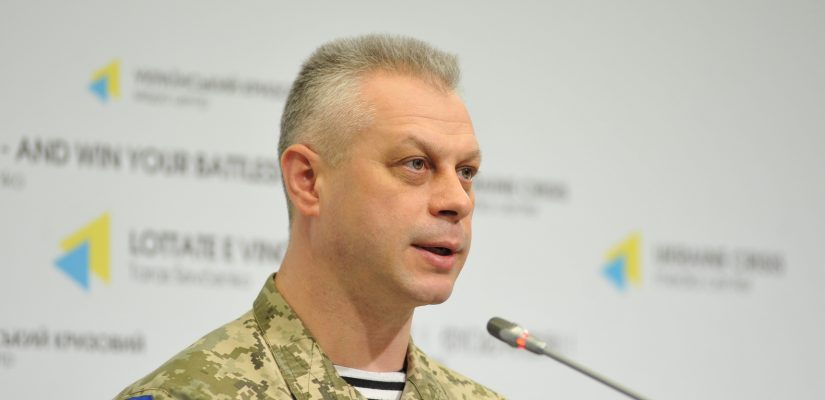 Ministry of Defense: Militants use mortars in Avdiivka