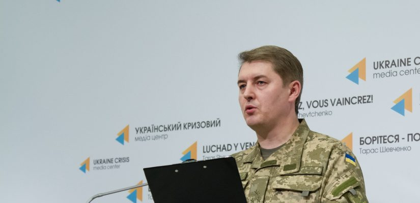 Ukrainian troops repel five militant attacks over the last day – Colonel Motuzyanyk