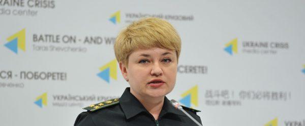 Rebecca Harms, Abgeordnete des Europaparlaments, besuchte Awdijiwka – Verteidigungsministerium