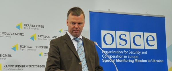 OSCE SMM: December 16-25 is the most restless in terms of hostilities