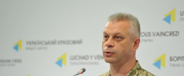 Defense Ministry: Ukrainian Armed Forces incur no losses in combat yesterday, six troops wounded