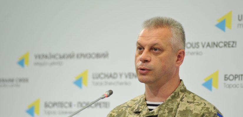 Colonel Andriy Lysenko: Ukrainian troops defuse over 1000 explosives during the last week