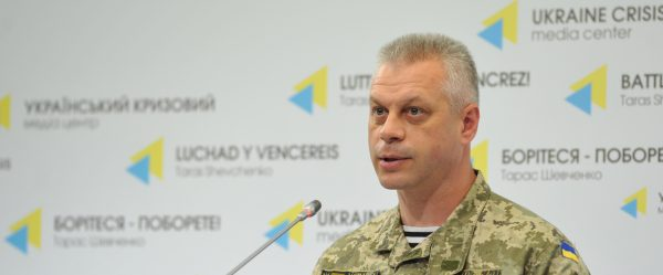 Ministry of Defense: Most attacks yesterday take place in Pavlopil-Shyrokyne area