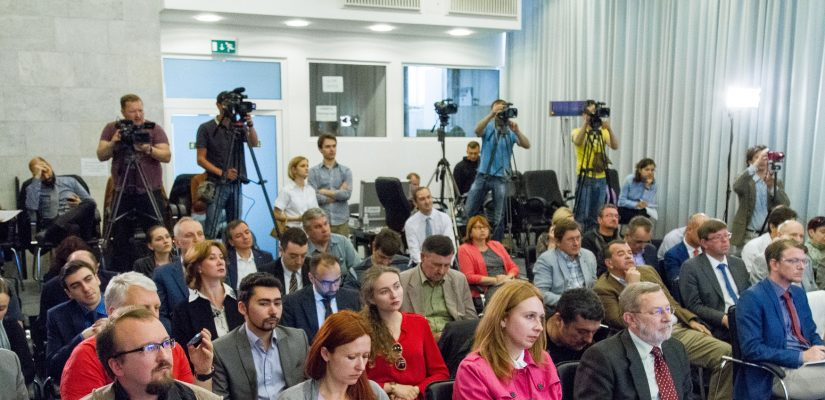 Schedule of press-briefings in Ukraine Crisis Media Center for September 7, 2016