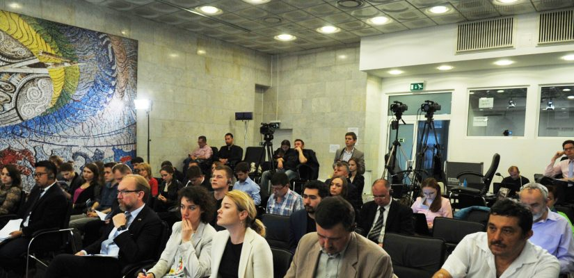 Schedule of press-briefings in Ukraine Crisis Media Center for August 13, 2016