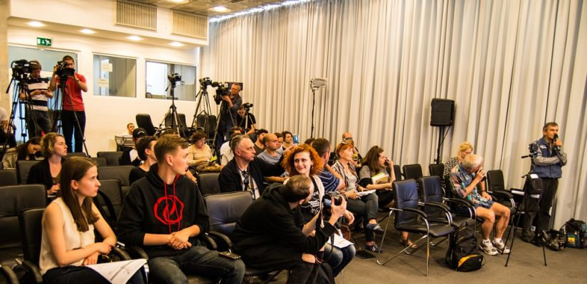 Schedule of press-briefings in Ukraine Crisis Media Center for September 6, 2016