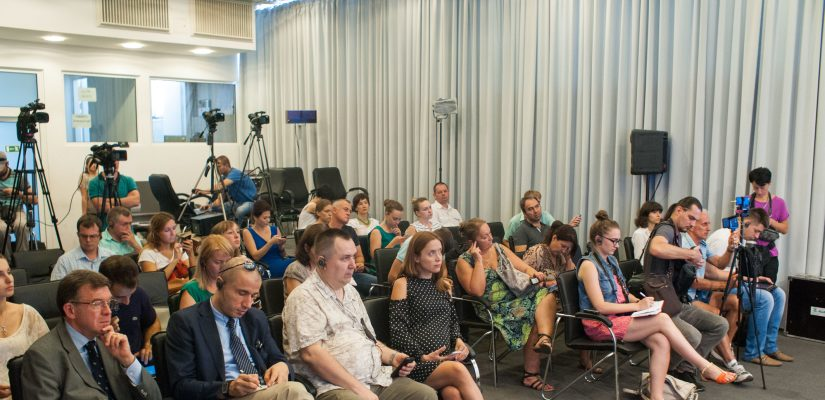 Schedule of press-briefings in Ukraine Crisis Media Center for September 16, 2016