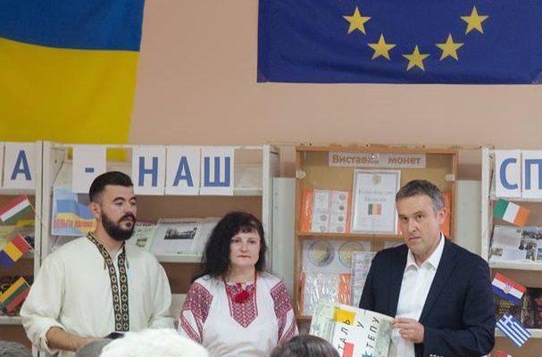 Belgian heritage of Kostyantynivka intensifies Ukrainian-Belgian relations
