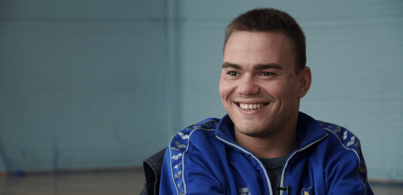 """I wanted to live, so I started swimming"" – story of a Ukrainian Paralympic athlete"