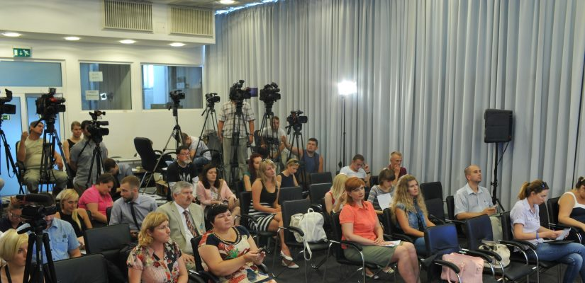 Schedule of press-briefings in Ukraine Crisis Media Center for September 2, 2016