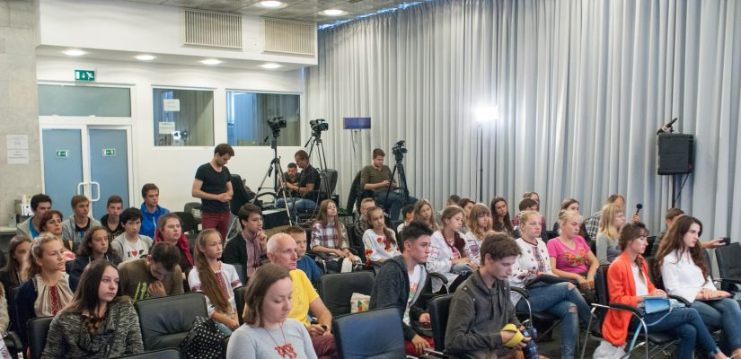Schedule of press-briefings in Ukraine Crisis Media Center for August 19, 2016