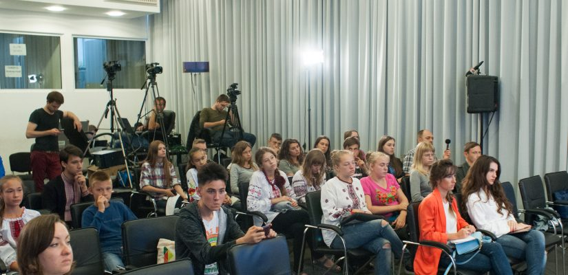 Schedule of press-briefings in Ukraine Crisis Media Center for September 1, 2016