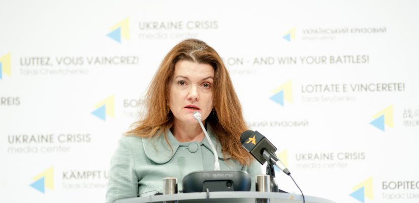 Statement of the head of the UN Human Rights Monitoring Mission, for the launch of 15th OHCHR Report on the human rights situation in Ukraine