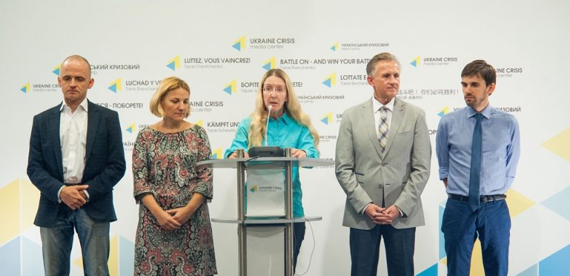 Team of technocrats appointed to Ukraine's Healthcare Ministry