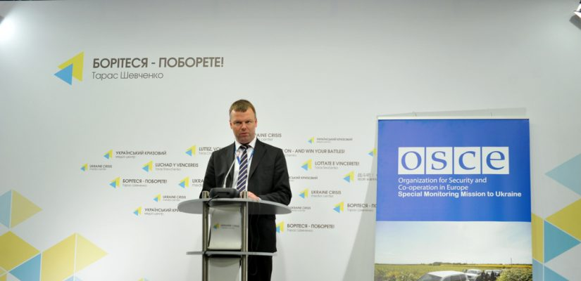 The OSCE calls on sides to take action to make ceasefire sustainable and prepare other steps needed for normalization – Alexander Hug