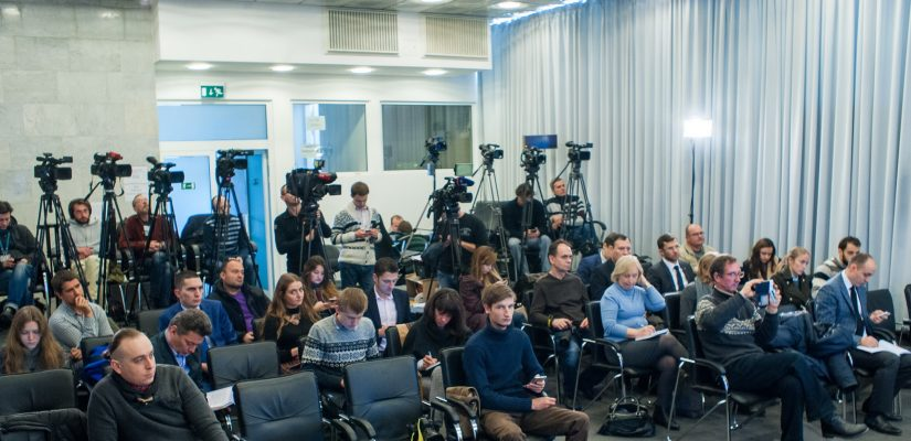 Schedule of press-briefings in Ukraine Crisis Media Center for October 19, 2016