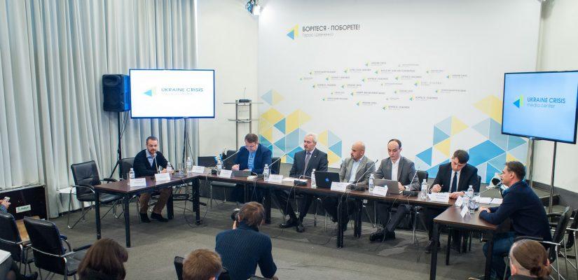 Schedule of press-briefings in Ukraine Crisis Media Center for October 20, 2016