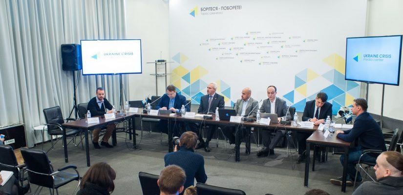 Schedule of press-briefings in Ukraine Crisis Media Center for October 26, 2016