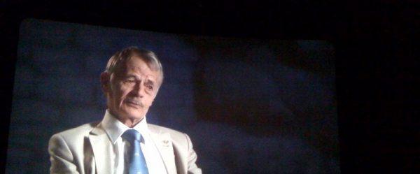 Ukrainian documentary on Crimean Tatar leader premiered in Kyiv