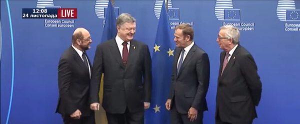 EU-Ukraine summit: 5 conclusions