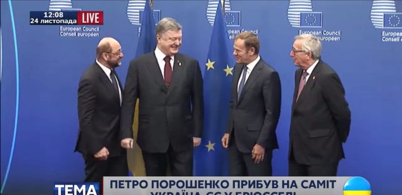 EU-Ukraine summit: 5 conclusions