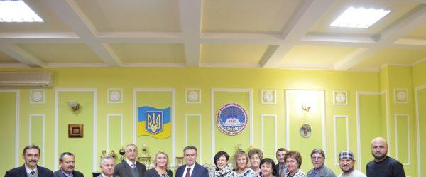 Belgian Ambassador opens exhibition in Vinnytsia on investment in Ukraine