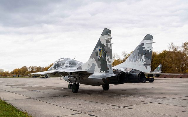 Ukrainian Air Force: Ukraine has reduced the area of missile firing near Crimea