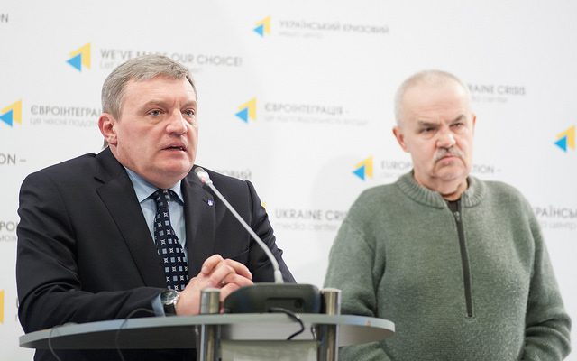 Blockade of Donbas – treason?