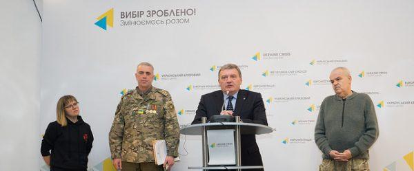 Blockade of Donbas – treason?