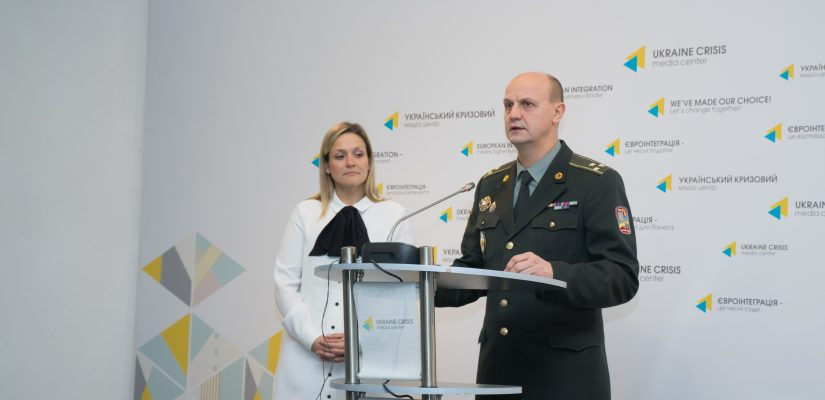 The fifth mission of Canadian doctors arrives to Ukraine