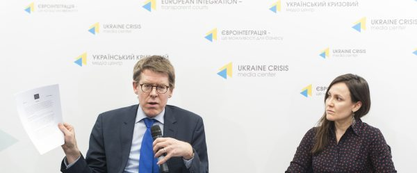 Despite Russian aggression, respect of human rights should remain the priority for Ukraine – Human Rights Watch