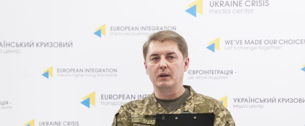 Ministry of Defense: Militants use no heavy armor in Donetsk sector